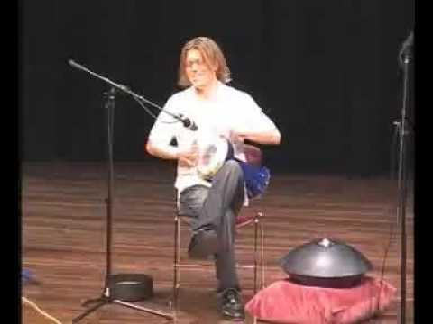 Mark Shelton Solo Percussion