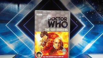 Doctor Who DVD Review: The Sun Makers