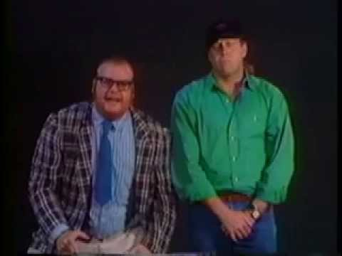 Matt Foley Motivational Speaker Chris Farley never before seen