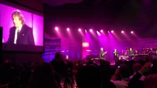 Mick Jones and Lou Gramm Perform