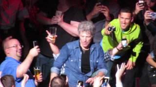 Bon Jovi - Bad Medicine @ Madison Square Garden, April 13, 2017
