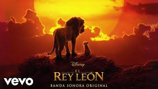 """Gambar cover Luis Leonardo Suárez, Seth Rogen - El León Rey Duerme Ya (From """"El Rey León""""/Audio Only)"""
