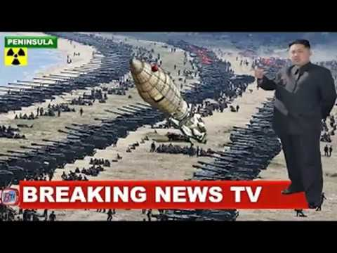 WW3 BREAKING NEWS: North Korea to STRIKE   Shock photos reveal NUCLEAR ACTIVITY as Trump arrives