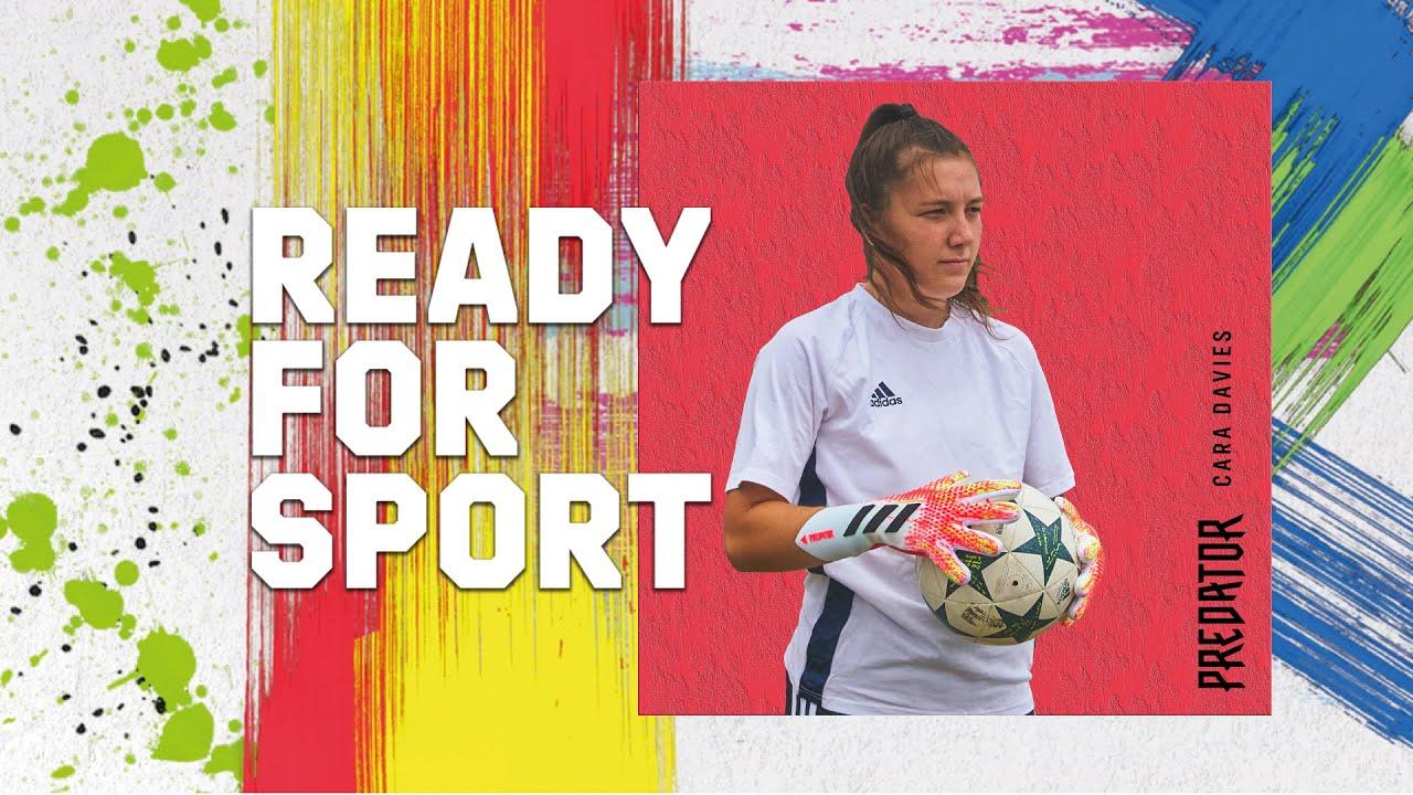Ready for Sport   Cara Davies   PH1 FC