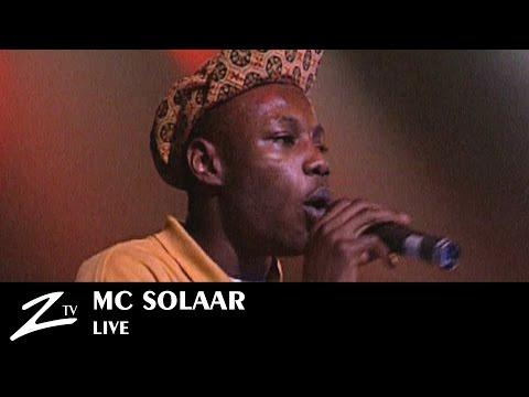 MC Solaar - A Temps Partiel - LIVE HD
