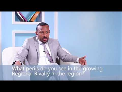 The Geopolitical Impact Dynamics in the Horn of Africa Interview with Dr  Abiy Ahmed