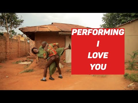 KING KONG MC OF UGANDA & JUNIOR URSHER Performing I LOVE YOU by LIZ N  New Ugandan Comedy 2017 HD.