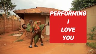 KING KONG MC OF UGANDA & JUNIOR URSHER Performing I LOVE YOU by LIZ N  New Ugandan Comedy 2017 HD.
