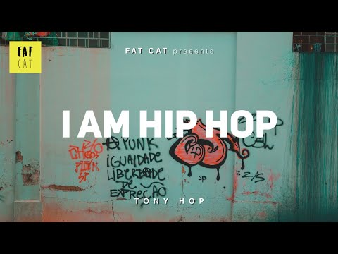 (free) 90s Old School Boom Bap type beat x Hip Hop instrumental | 'I am hip hop' prod. by TONY HOP