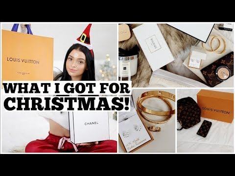 WHAT I GOT FOR CHRISTMAS HAUL 2017!