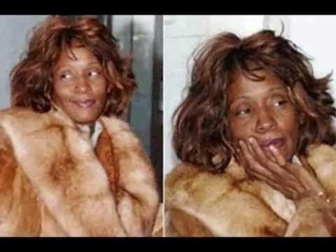 """(R.I.P)  Whitney Houston  1963--2012 """"Has Lost Her Voice"""" Live @ O2 25/4/10"""