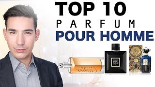 TOP 10 PARFUMS POUR HOMME - BEST PERFUME FOR MEN