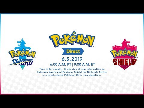 Pokemon Sword And Shield Release Date Scheduled For November This