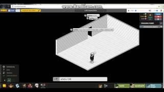 Habblet / Habbinfo - Como virar um pato ou ficar invisível (Efeito)