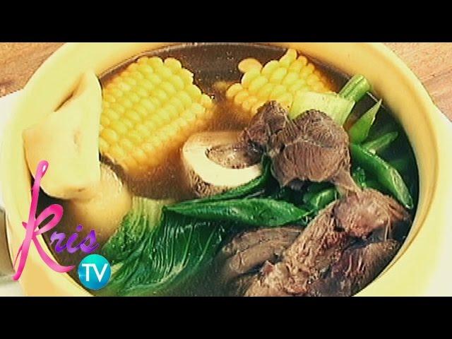Kris TV: Tagaytay's famous Bulalo