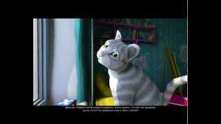 Невероятные приключения кота Парфентия в деревне: Хвостатый мастер 🐈