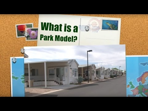 What Is A Park Model An Arizona Room