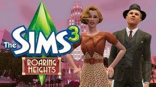 The Sims 3 Roaring Heights (Bölüm 1) - Alın Size İhtişamlı Şehir!