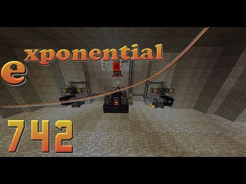 Exponential 742 Автоматизация алхимии