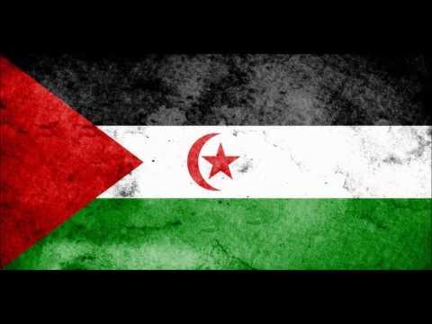 SADR [Western Sahara] National Anthem : (Yā Banīy As-Saharā) : เพลงชาติอาหรับซาห์ราวี