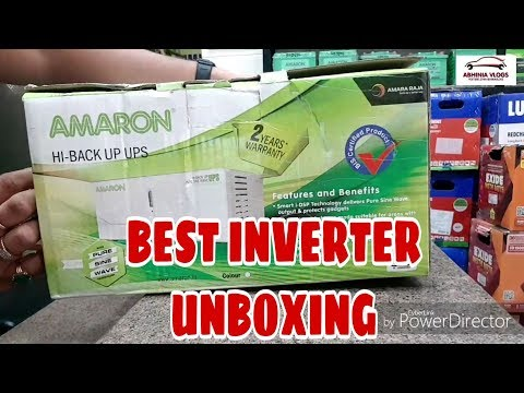 amaron-pure-sinewave-inverter-880va-unboxing-and-review-|-best-inverter-for-home|-pure-sine-wave