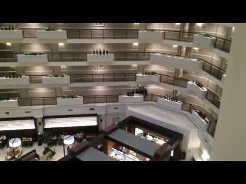 Embassy Suites Anaheim Orange Room Tour Review (Near Disneyland)