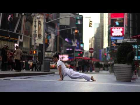 Jeffrey Villanueva NYC Yoga (Jivamukti Yoga)