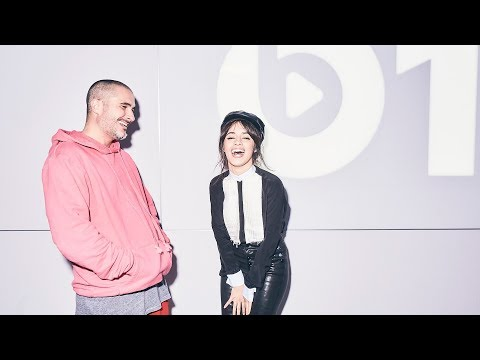 "Camila Cabello and Zane Lowe on ""In the Dark"" [Clip]"