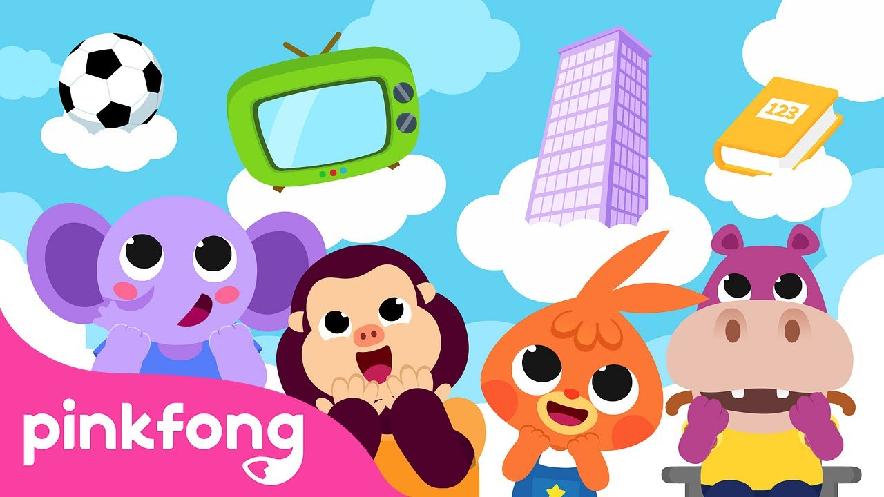 When I Grow Up | All my dreams will come true! | Jobs Song | Pinkfong Songs for Children