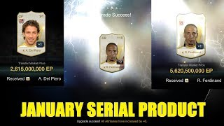 WOW! FERDINAND WORLD LEGEND +2! 12 BILLION EP VALUE! FIFA Online 3 SeaMonkey