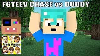 FGTEEV MINECRAFT PE FUN! (Pocket Edition Father vs. Son Challenge Games)