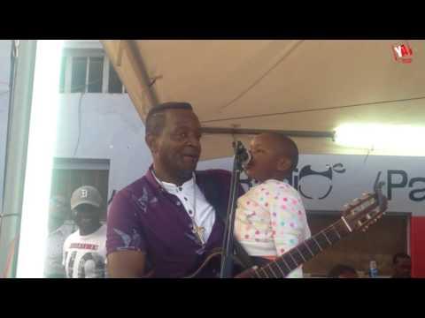 Sulumani Chimbetu Performing