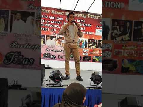Jodohku - Khai Bahar @ National Day Bazaar, Kampong Punggol SG