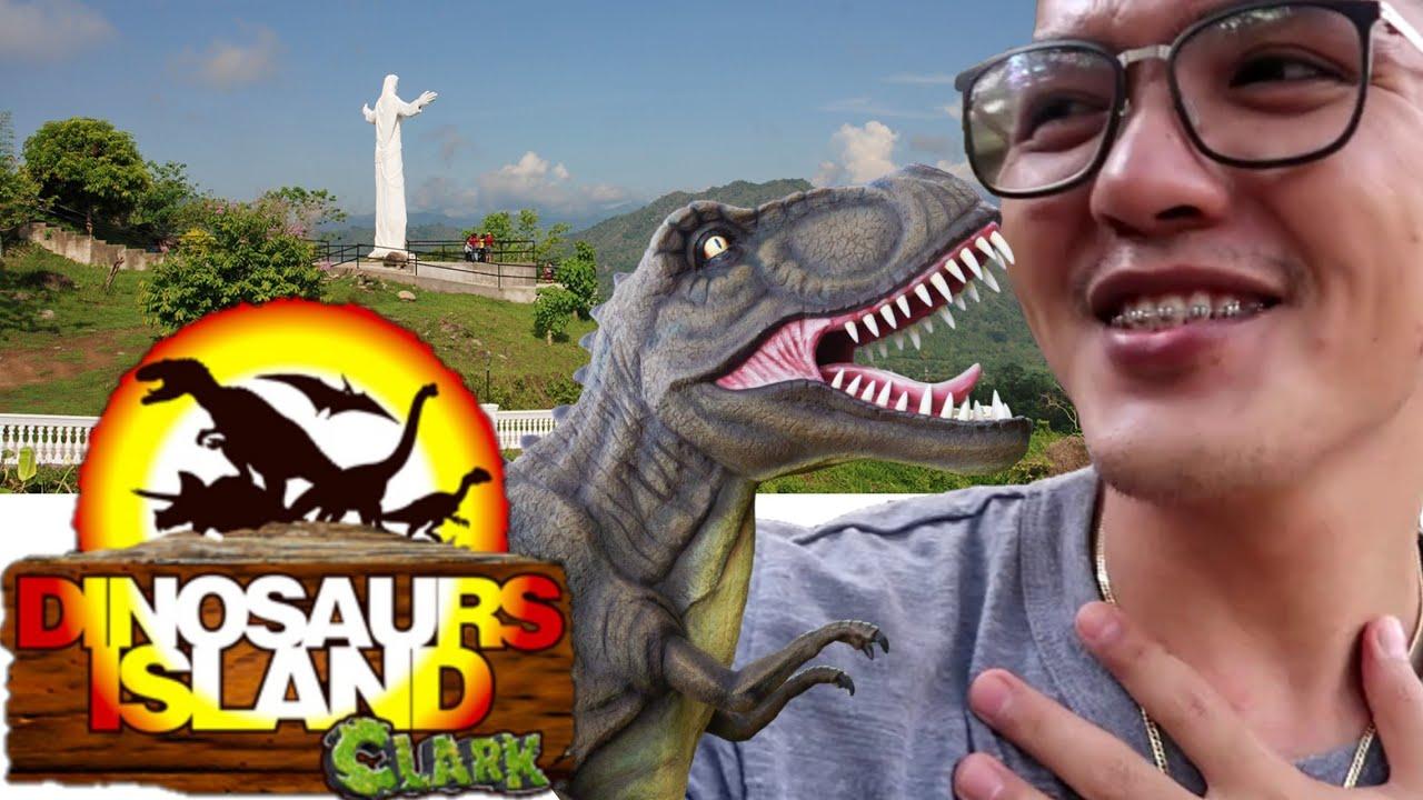 Download Dinosaurs Island Clark Pampanga + Monasterio de Tarlac Road Trip!