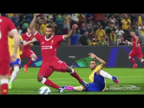 """PES 2018 """"THE"""