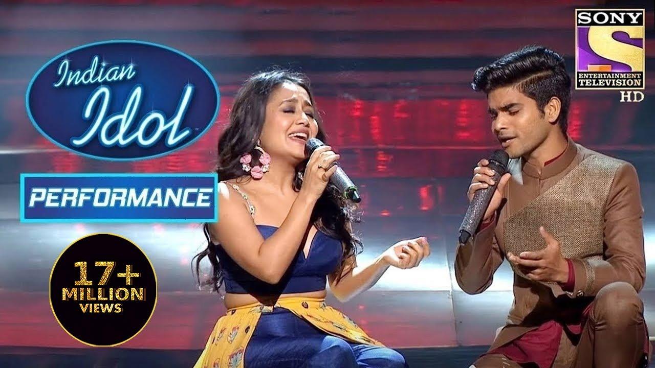 Download नेहा और सलमान ने 'मिले हो तुम' एक भावपूर्ण प्रदर्शन | इंडियन आइडल सीजन 10