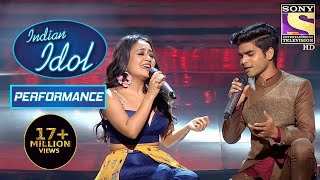 Neha और Salman ने दिया 'Mile Ho Tum' एक Soulful Performance | Indian Idol Season 10