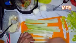 Салат с сельдереем или Салат из сельдерея.