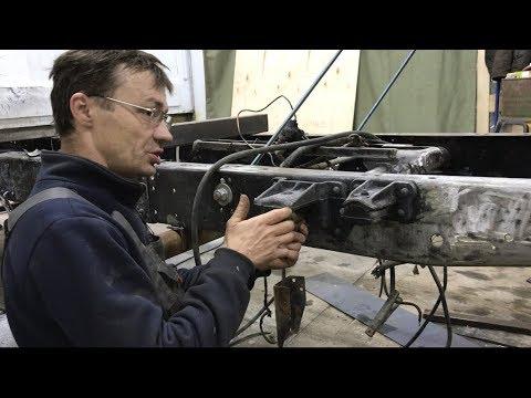 Как усилить газель до 3 тонн своими руками видео