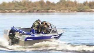 RusBoat-47 алюмишка, ТЕСТ-ДРАЙВ.