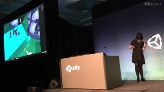 Unity VR Editor v2 - Oculus Touch Demo with Timoni West