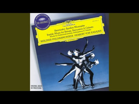 Bartók: Music for Strings, Percussion and Celesta, Sz. 106 - 1. Andante tranquillo
