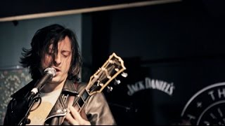 Carl Barât & The Jackals perform 'A Storm Is Coming' live at The Macbeth