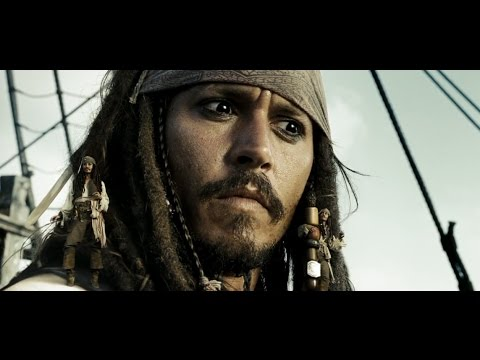 """Pirates Of The Caribbean: At World's End (2007) - """"Up Is Down"""" Scene [1080]"""