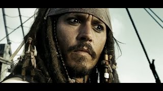 "Pirates Of The Caribbean: At World's End (2007) - ""Up Is Down"" Scene [1080]"