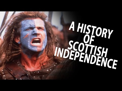 A History of Scottish Independence