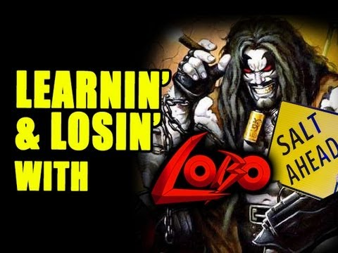 INJUSTICE: Learnin' And Losin' With LOBO! Part 1