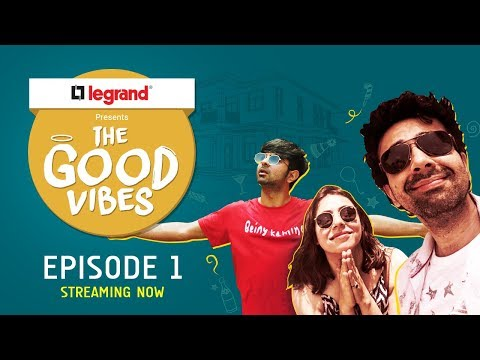 The Good Vibes  E01 - 365 days party  Legrand
