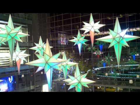 Time Warner Mall, Columbus Circle, New York City