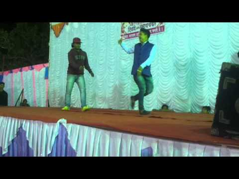 comedy hippop dance